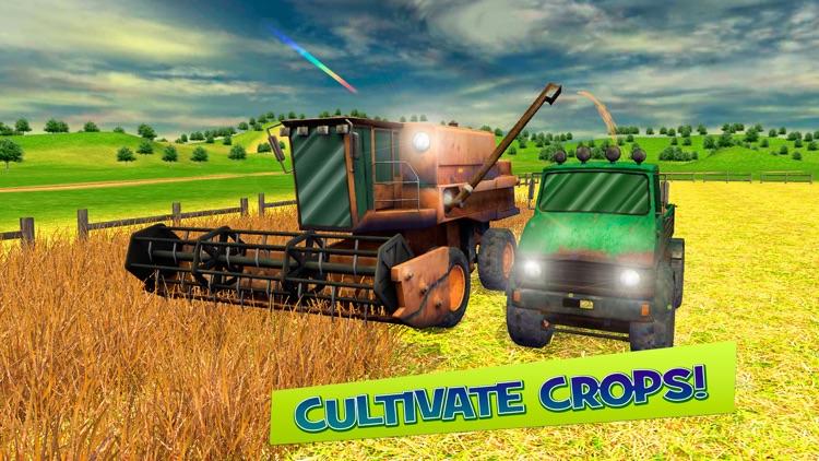 Countryside Farm Simulator 3D