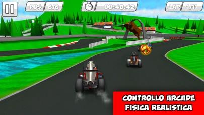 Screenshot of MiniDrivers - The game of mini racing cars3