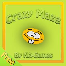 Crazy Maze Free