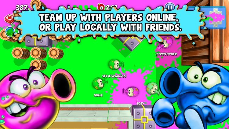 Splat Wars screenshot-0
