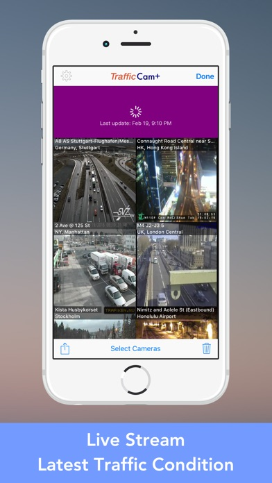 Screenshot for Traffic Cam+ in Lebanon App Store