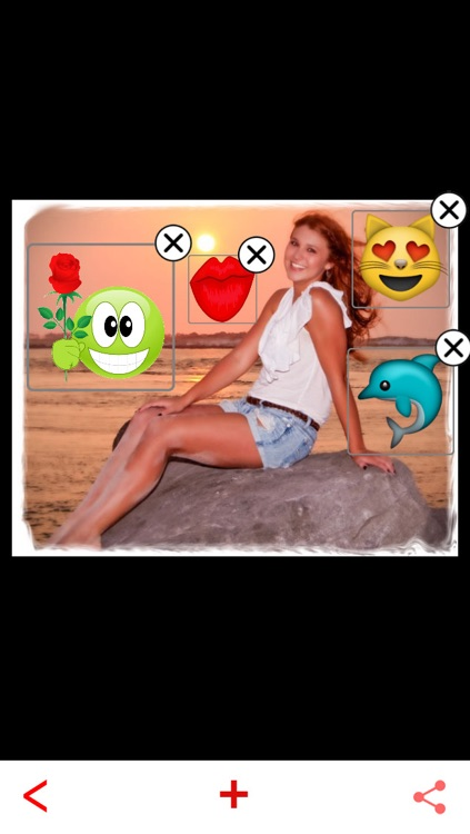 StickMe Photobooth with A Ultimate Emoji Art Camera and photo effects Pro. screenshot-3