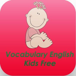 Vocabulary English kids free : Learning words Language home