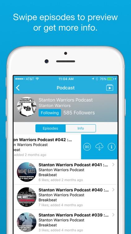 Podomatic Podcast Player - Podcasts & DJ Mixes