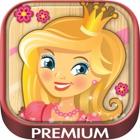 宝宝儿童公主的秘密花园3至7岁女孩涂色画画早教益智游戏 - 高级版 icon