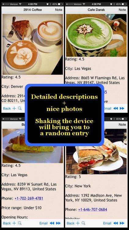 Best Coffee Shops in the US screenshot-4