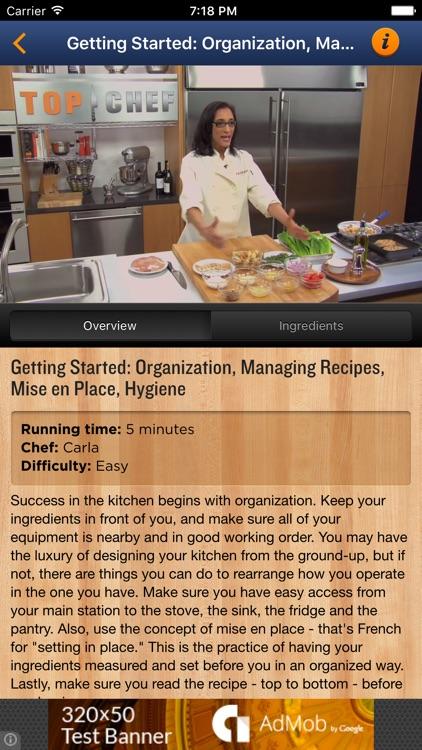 Top Chef University To-Go screenshot-3