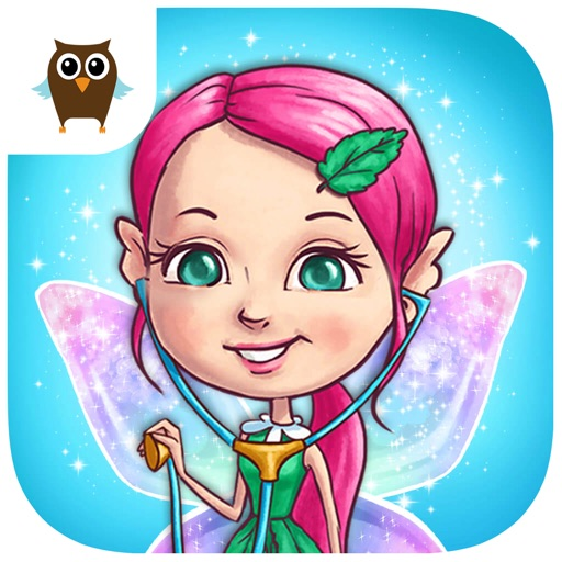 Fairy Sisters 2 - Magical Forest Adventures & Animal Care