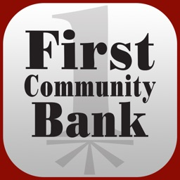 First Community Bank Nebraska for iPad