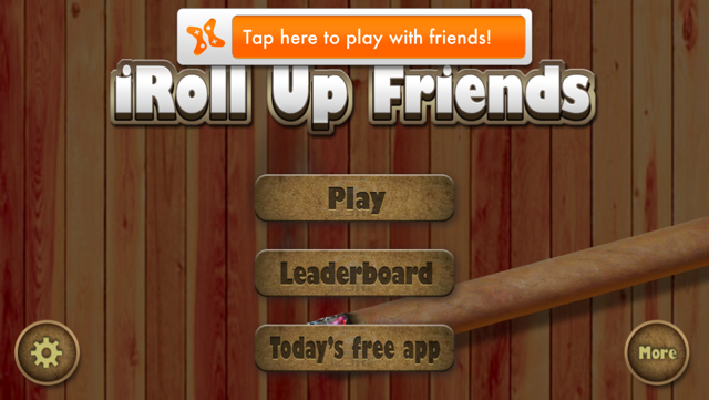 iRoll Up Friends: Multiplayer Rolling and Smoking Simulator Game Screenshot