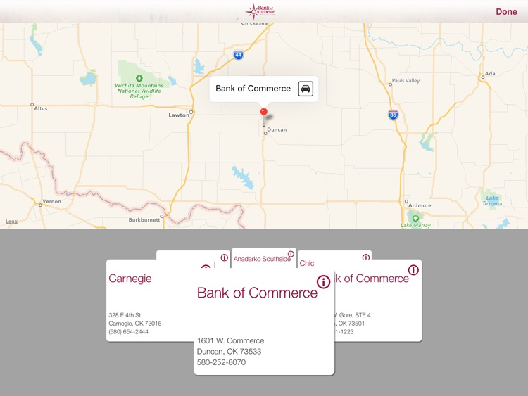 Bank of Commerce Mobile Banking for iPad screenshot-4