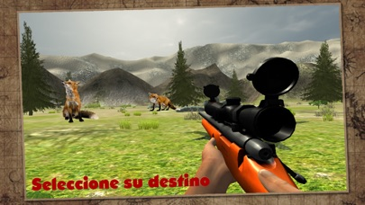 Selva francotirador caza: Cazar animales de la selCaptura de pantalla de5