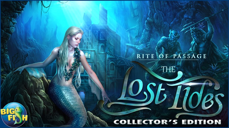 Rite of Passage: The Lost Tides - A Mystery Hidden Object Adventure screenshot-4