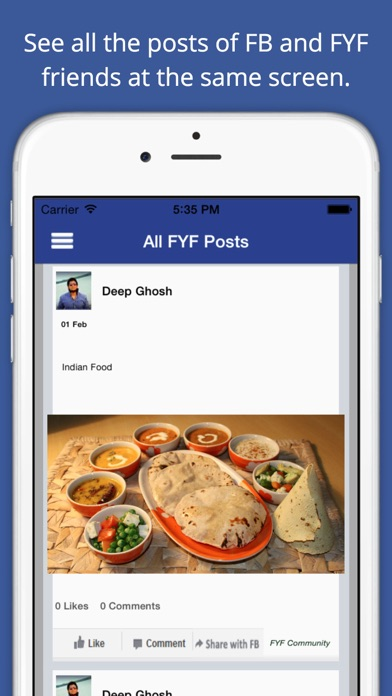 Face Your FoodScreenshot of 2