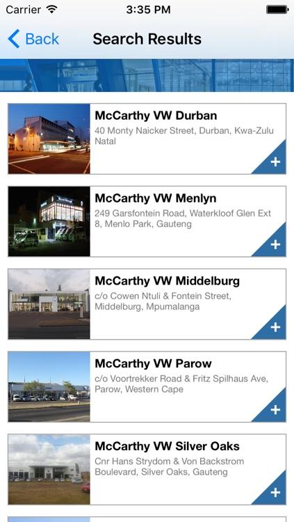 McCarthy VW screenshot-3