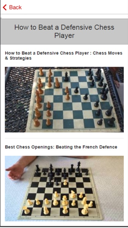 Chess Tips - Improve your Chess screenshot-3