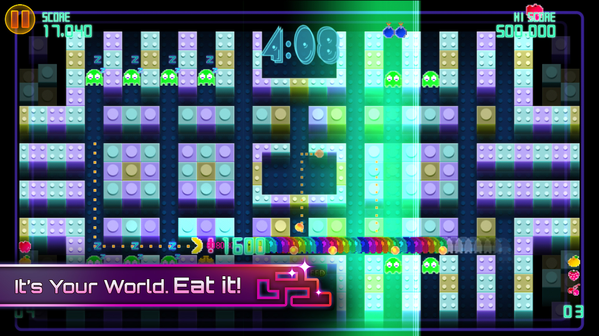 PAC-MAN CE DX screenshot 14