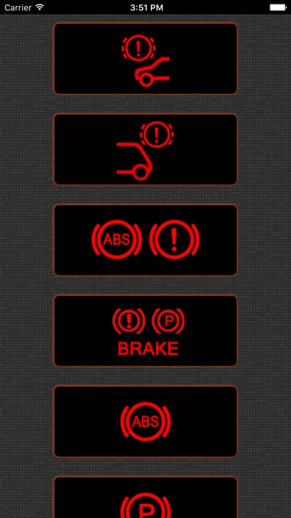 App for BMW Warning Lights & Car Problems