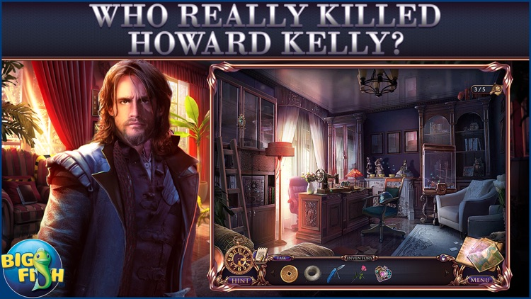 Grim Tales: The Final Suspect - A Hidden Object Mystery (Full) screenshot-0