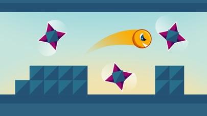 Screenshot #9 for Jumping Genius - Hyper Monster Rush & Swiper Shape Mobile Game