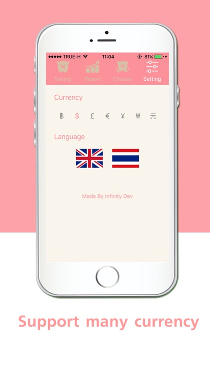 Piggy Bank Money screenshot-3