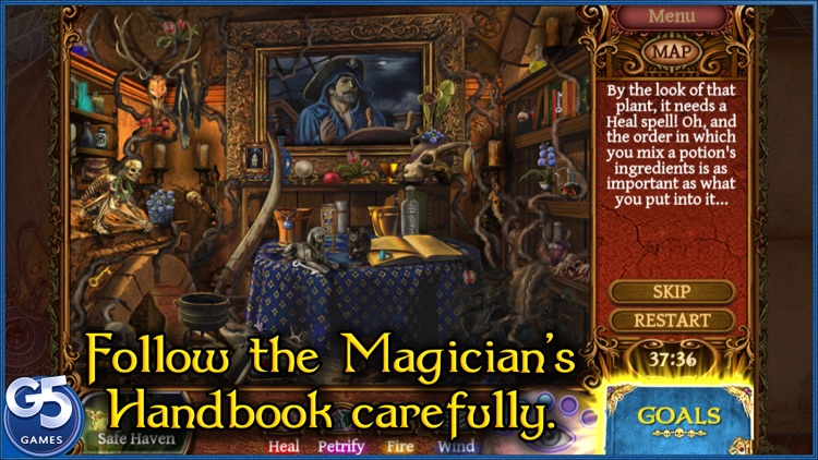 The Magician's Handbook II: Blacklore (Full) screenshot-3