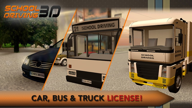 School Driving 3D screenshot-1
