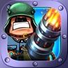 小怪兽阻击战免费版-益智运动类游戏
