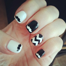French Manicure: The Best Samples of French Nails