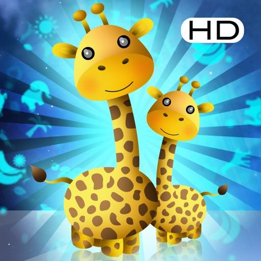 Детские сказки на ночь HD : рассказы и ночники для малышей