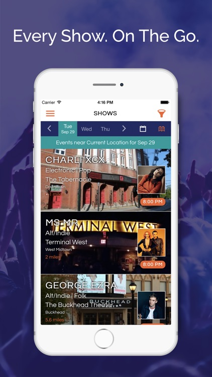 MusicLoon – Local Live Music!
