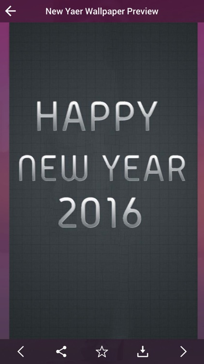 Happy New Year Wallpapers HD 2016 screenshot-3