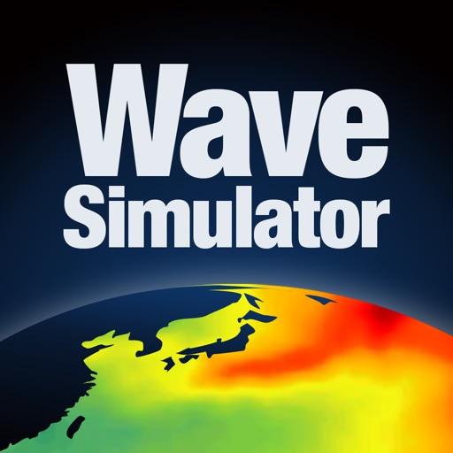波・風予測 Waveシミュレーター