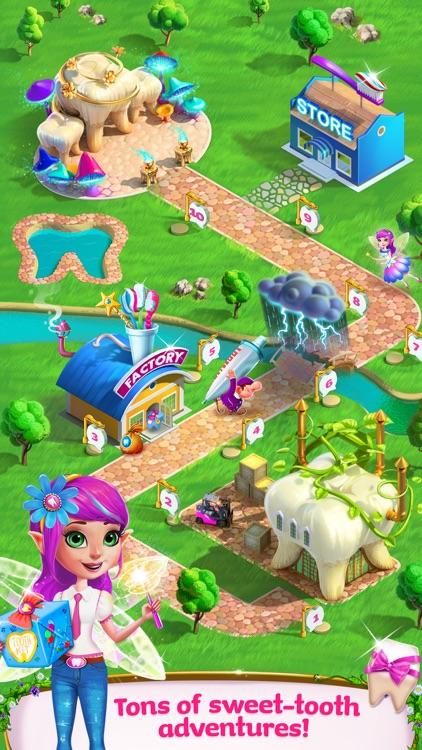 Tooth Fairy Princess - Magical Adventure screenshot-4