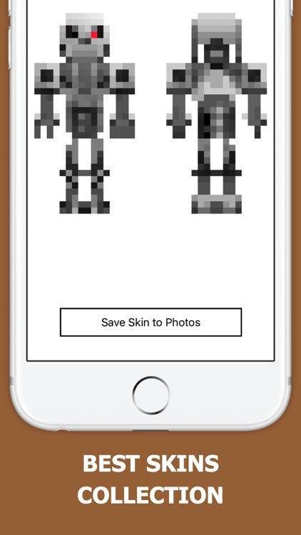 Free Skins for FNAF - New skin for Minecraft