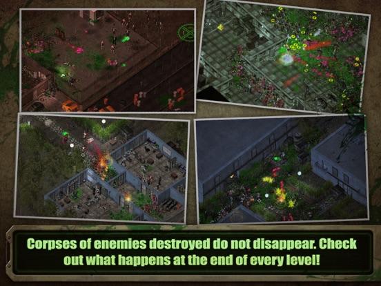 Zombie Shooter: Dead Frontier screenshot 2