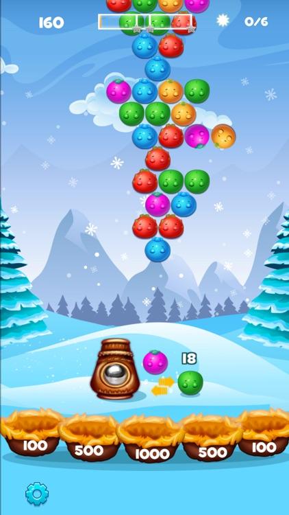 Bubble Fruit Shooter screenshot-3