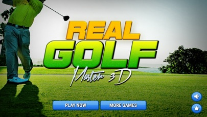 Real Golf Master 3D Free