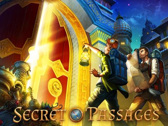 Игра Secret Passages: Hidden Objects