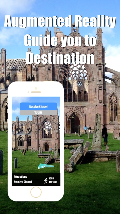 Edinburgh travel guide with offline map and trams metro transit by BeetleTrip