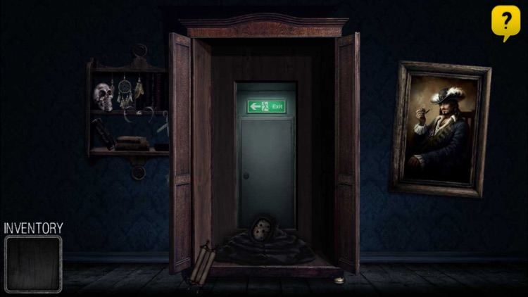 Room Escape - Scary House 7