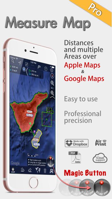 地図計測プロのおすすめ画像1