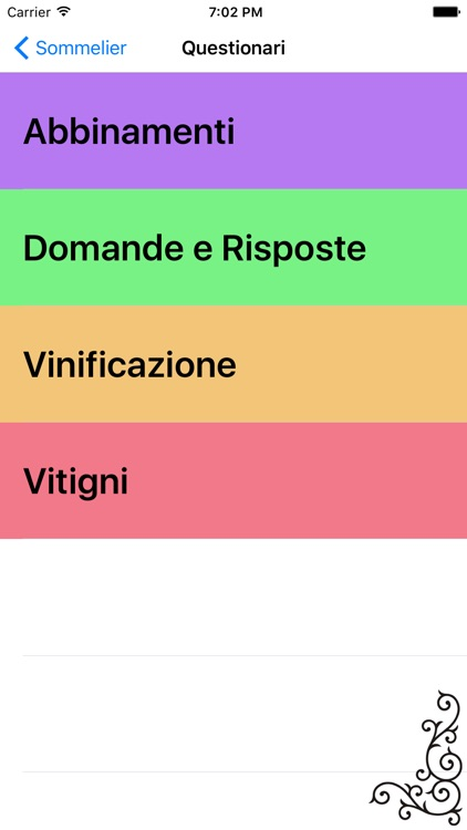 Esame Facile Sommelier anche su Watch screenshot-3