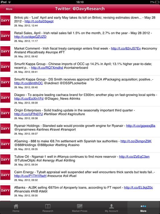 Davy for iPad screenshot-4