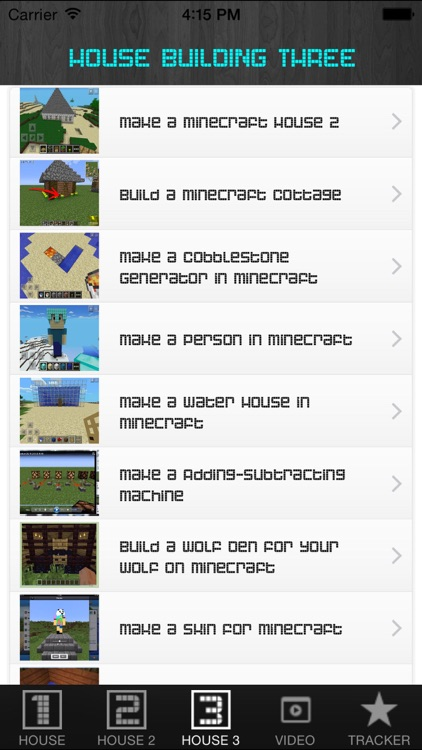 House Tips and Cheats Guide for Minecraft screenshot-4