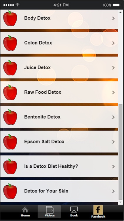 Detox Diet Tips - How to Detox the Healthy Way screenshot-2
