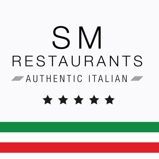 SM Restaurants app logo