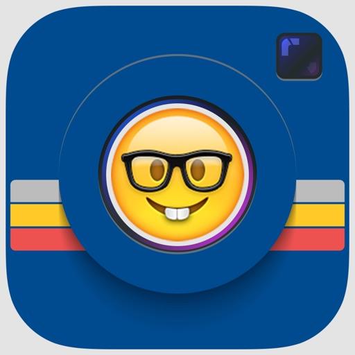 Emoji Picture Editor - Add Emojis to your Photos