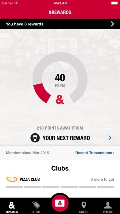 Kum & Go &Rewards - Reward Yourself With More