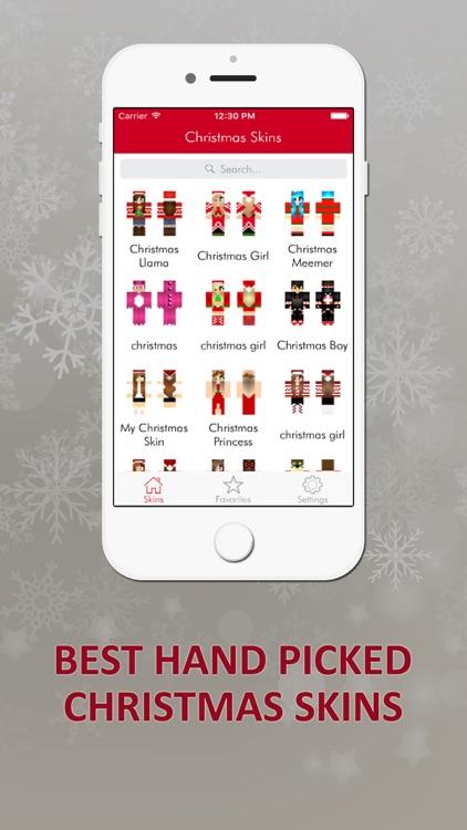 Christmas Minecraft Skin Girl.Christmas Skins Ultimate Collection For Minecraft Pe Pc By Paritaben Makadiya